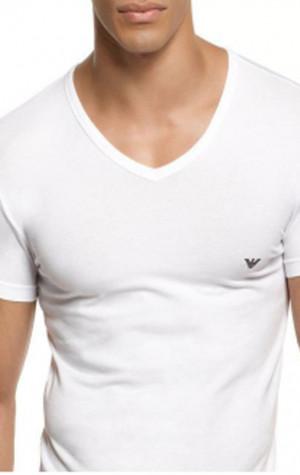 d8cc0503c Pánské tričko Emporio Armani 111512 CC717 bílá · Pánské tričko Emporio  Armani 111512 ...