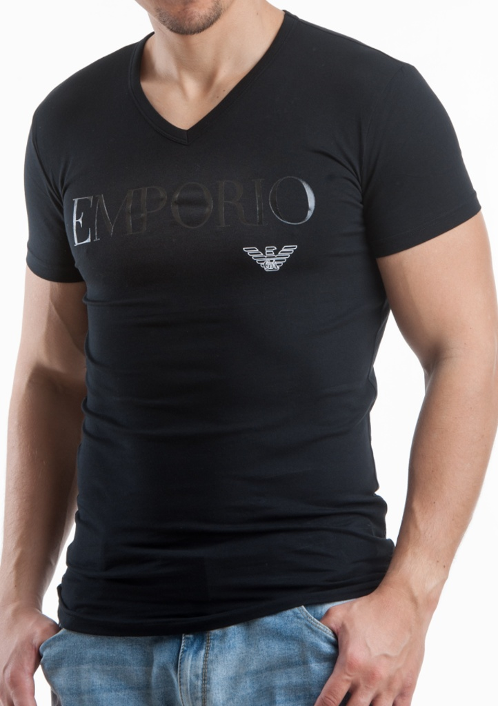 f71451aefa3e Pánské tričko Emporio Armani 110810 CC716