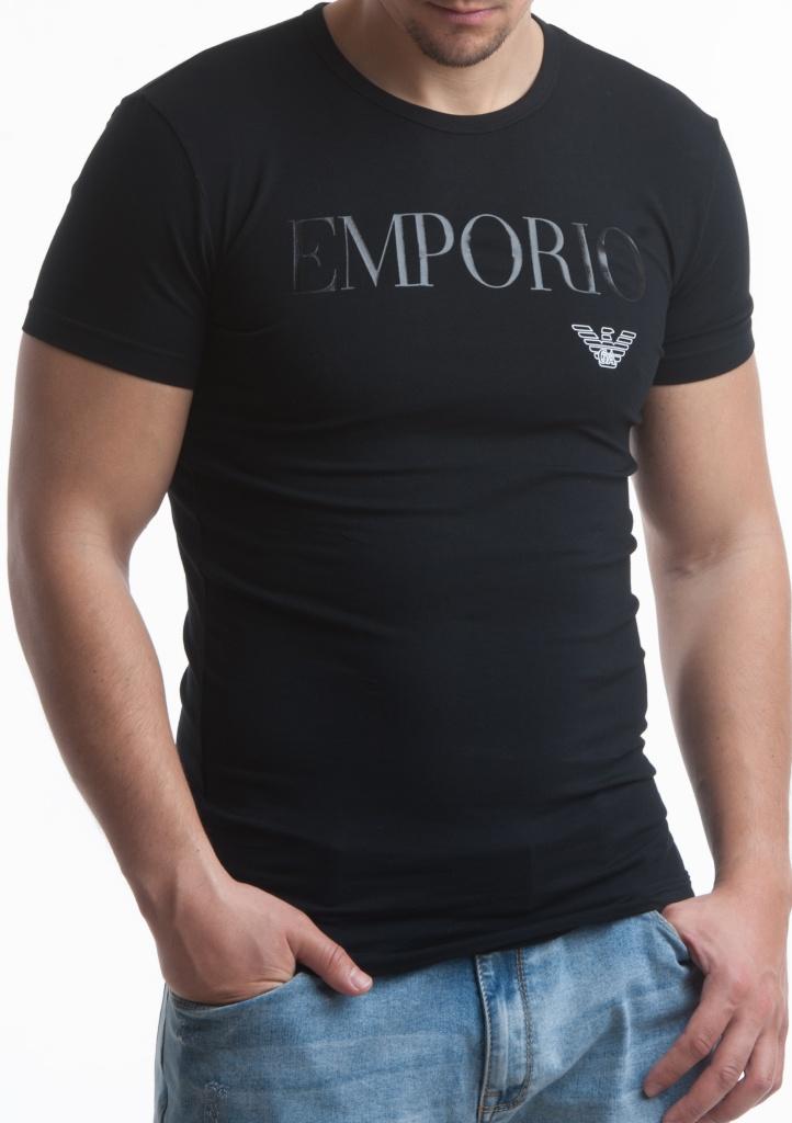 cbc80e0667d7 Pánské tričko Emporio Armani 111035 CC716