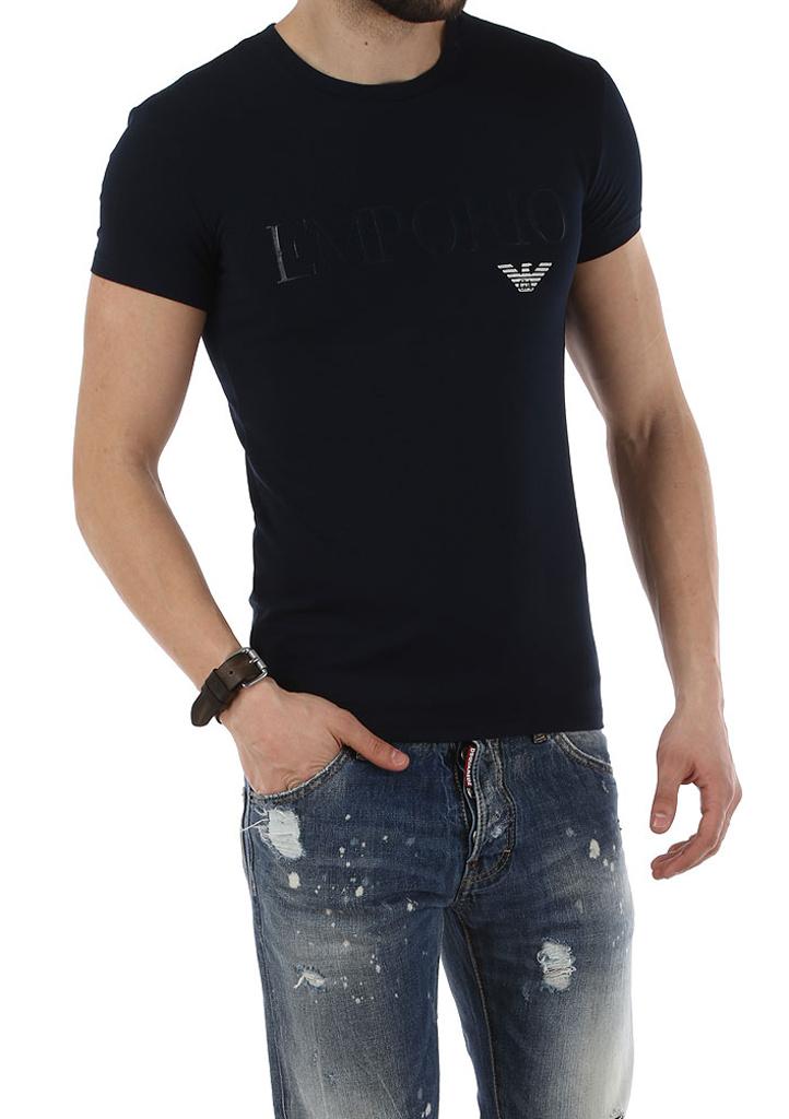 214d4f553652 Pánské tričko Emporio Armani 111035 7P516