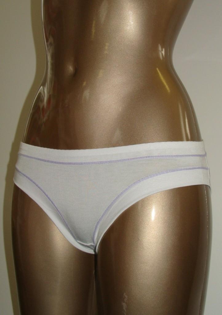 Dámské kalhotky Cplus3 DAW-001 bílé XL Bílá