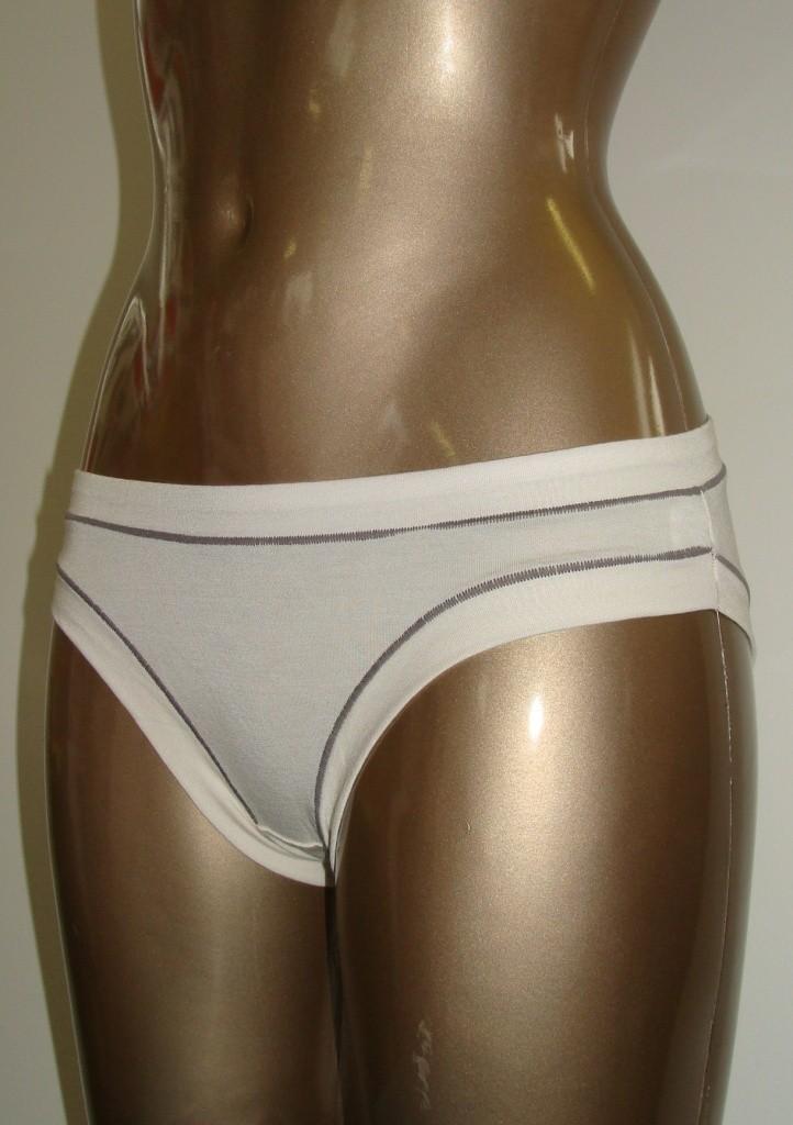 Dámské kalhotky Cplus3 DAW-001 pudrová M Pudrová
