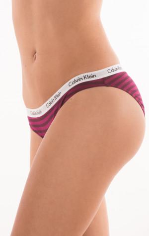 d0cd6a414c Dámske nohavičky Calvin Klein QD3588 3PACK ...