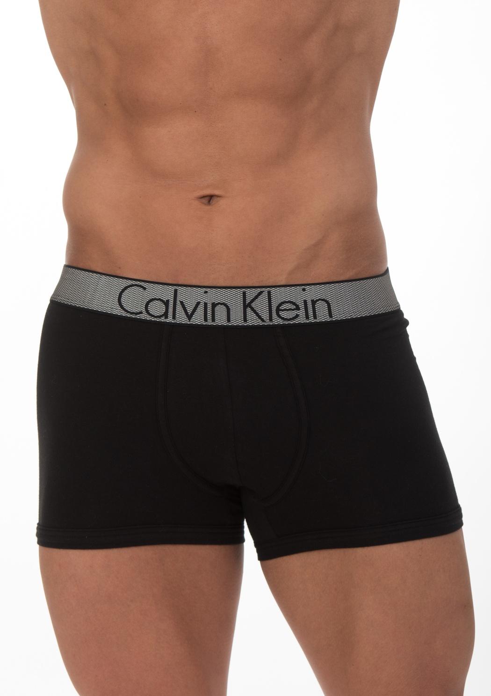 Boxerky Calvin Klein NB1298 L Černá