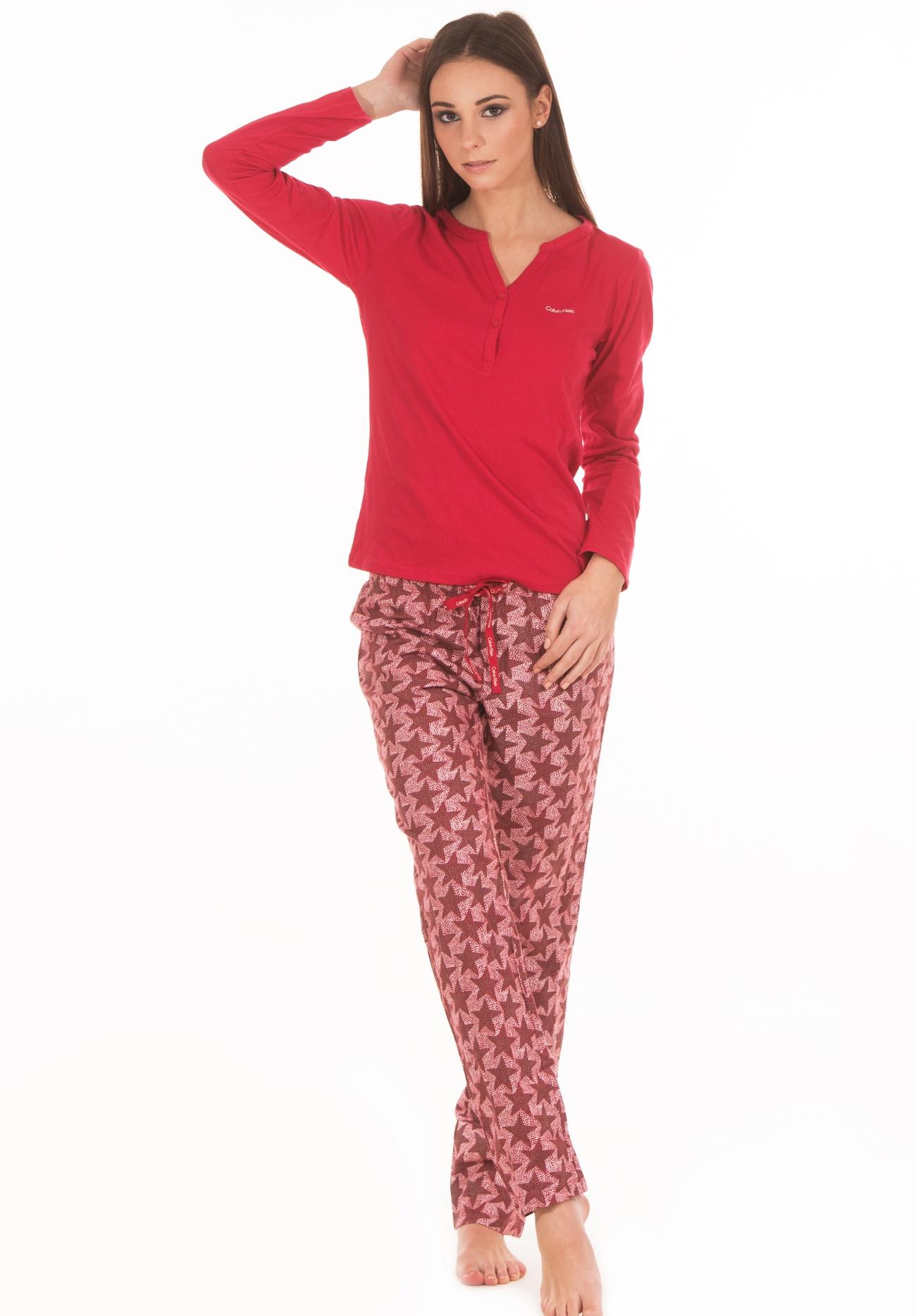 eb42fbee5409 Dámské pyžamo Calvin Klein QS5978