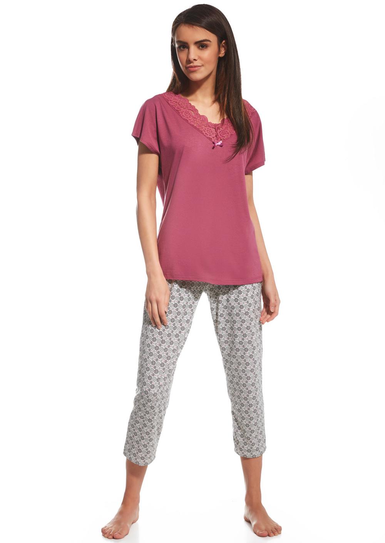 Dámské pyžamo Cornette 059/121 L Dle obrázku