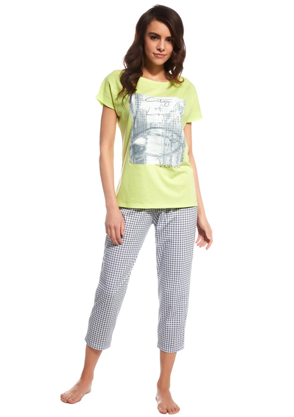 Dámské pyžamo Cornette 670/96 S Dle obrázku