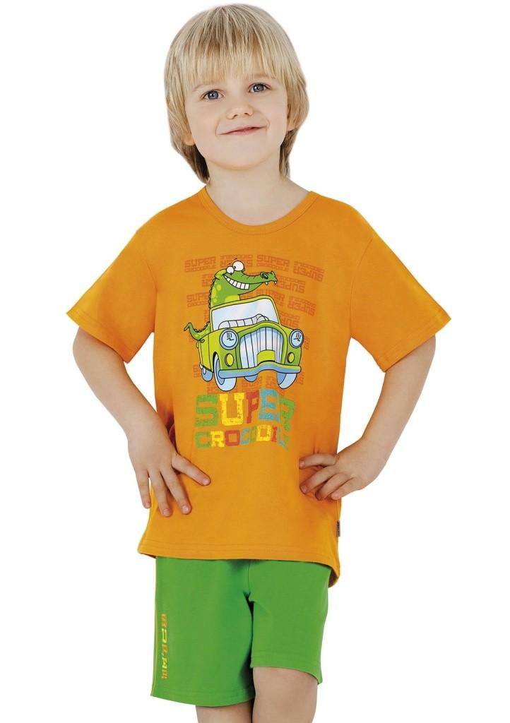 Dětské pyžamo Cornette 789/16 98 /104 Písková