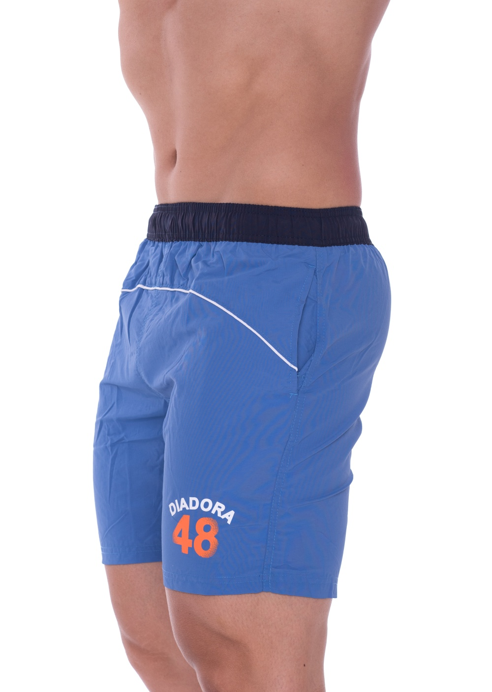 Pánské plavky Diadora 71532 L Modrá