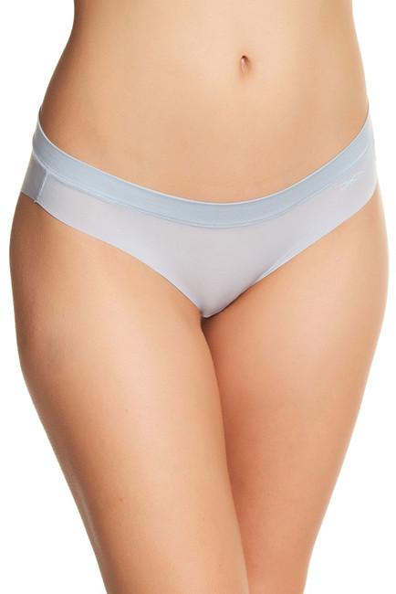 Kalhotky DKNY Fusion Table Bikini 543231 - šedá M Sv. šedá