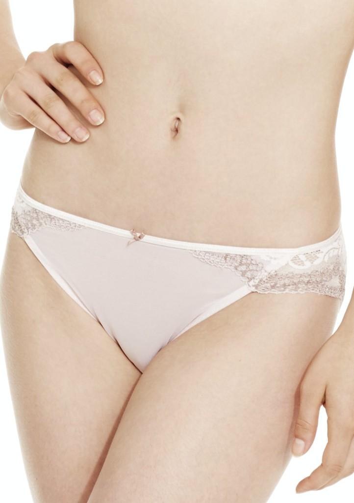 Kalhotky DKNY Seductive Lights 543174 - tělová S Tělová
