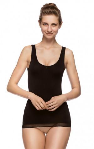 Dámská košilka DKNY DK1048 - černá ... b8d88001a2