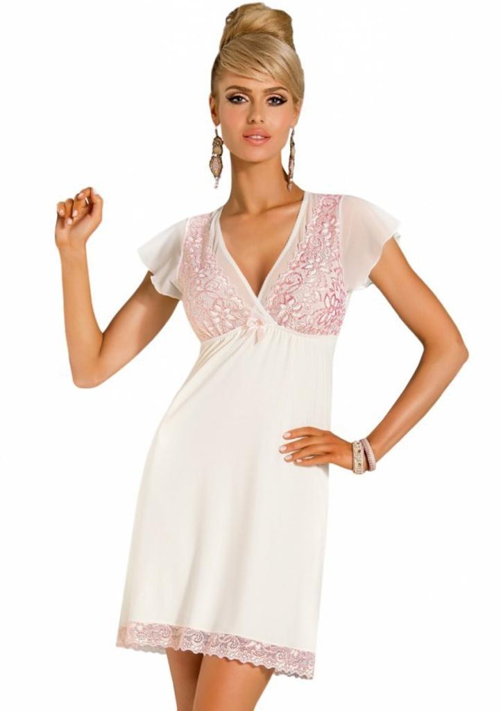 Elegantní dámská noční košilka Donna Valeria M Smetanová