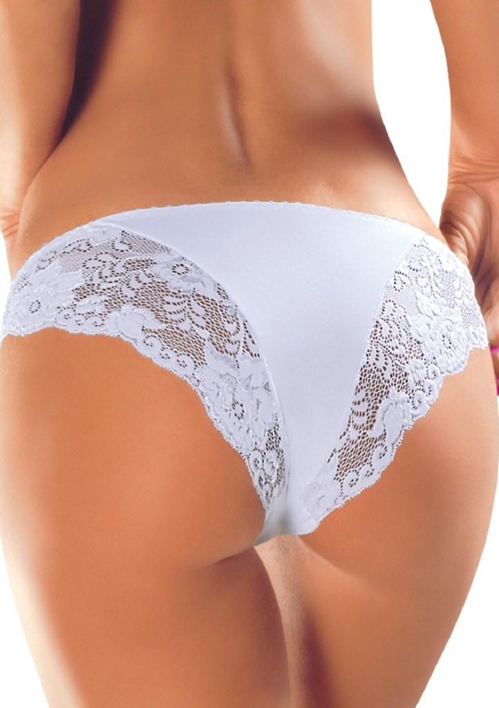 Dámské kalhotky Ewana 065 M Bílá