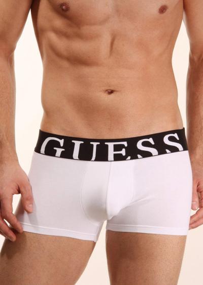 Boxerky Guess UKPC12 2 kusy M Bílá