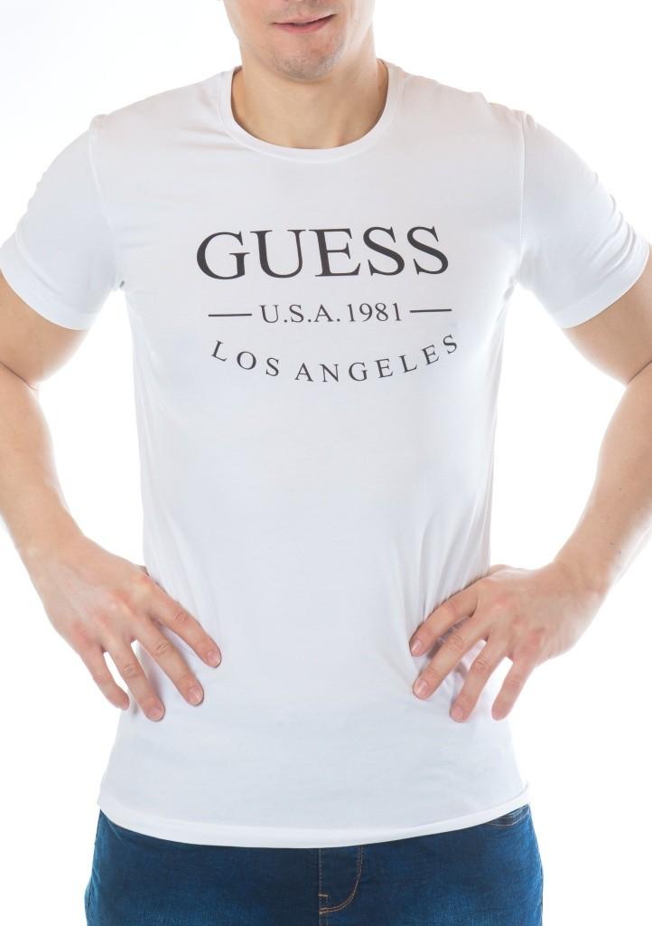 Pánske tričko Guess U54M10  35f1ca71d52
