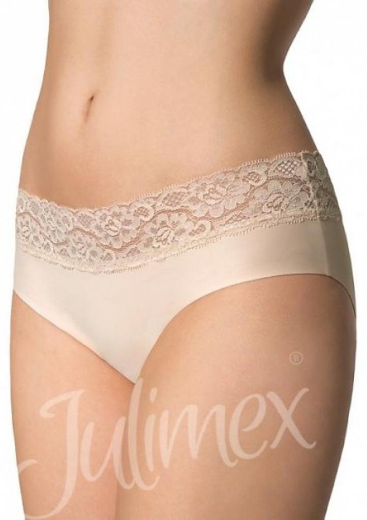 Dámské kalhotky Julimex Hipster S Tělová