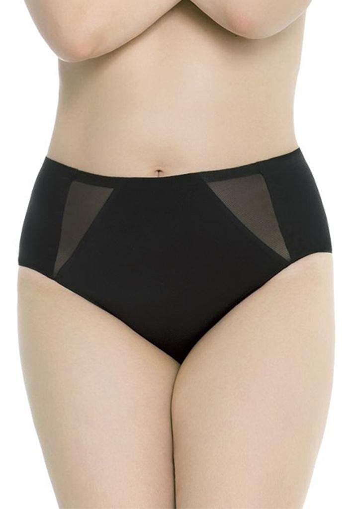 Dámské kalhotky Julimex Pearl M Černá