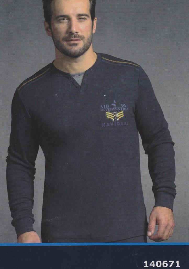 c1c7330b4 Pánské pyžamo navigare 140671 | VIP Prádlo