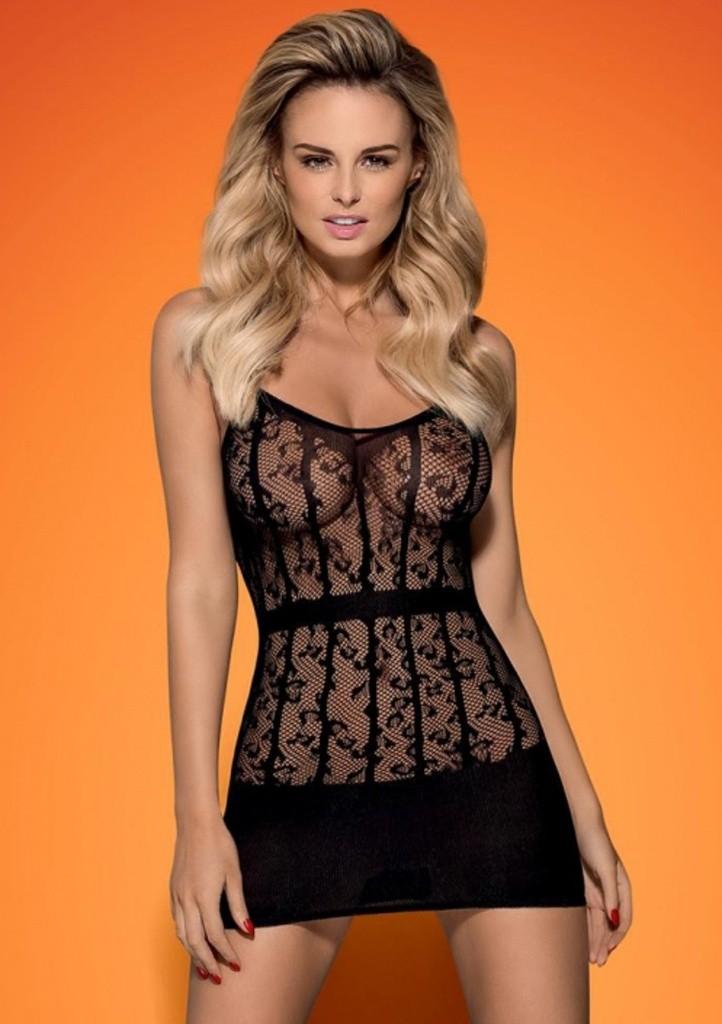 673da3738 Košieľka Obsessive D605 dress | VIP Prádlo