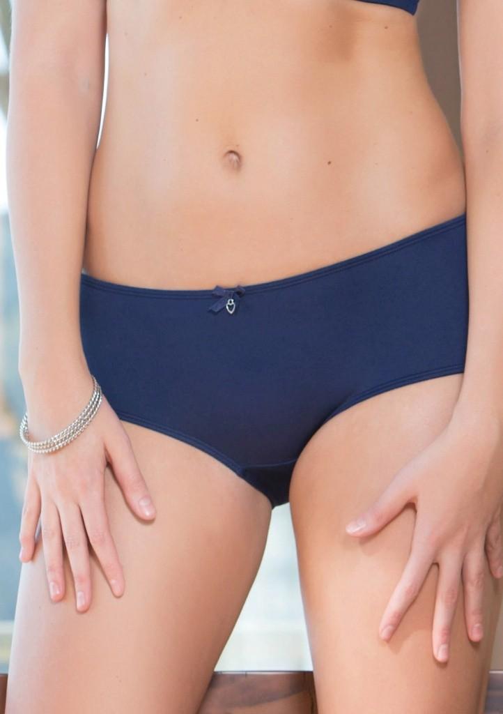Dámské kalhotky Parfait 4805 Jeanie blue XL Tm. modrá