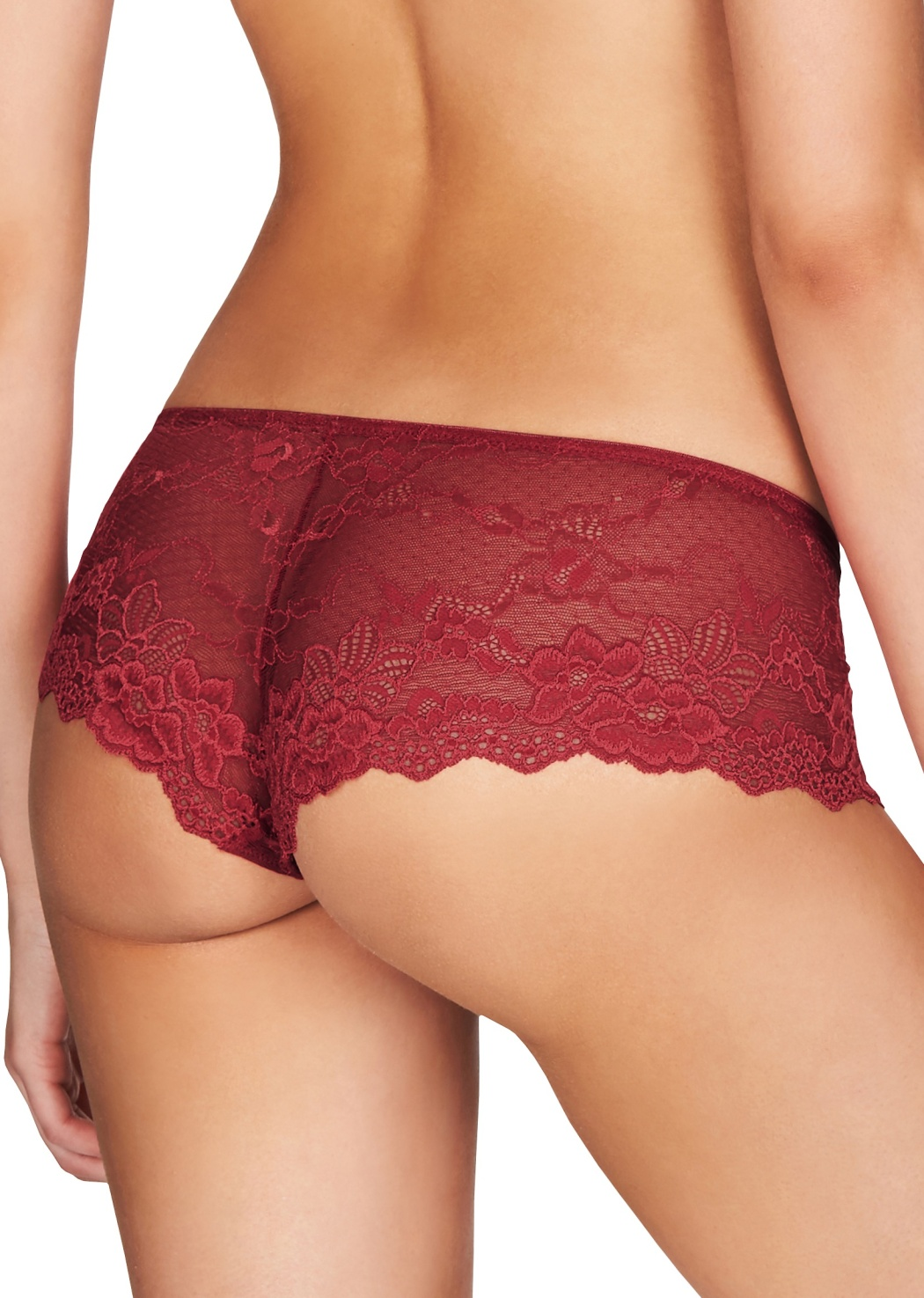 Brazilky MY FIT LACE Pleasure State P38-4053 S Červená