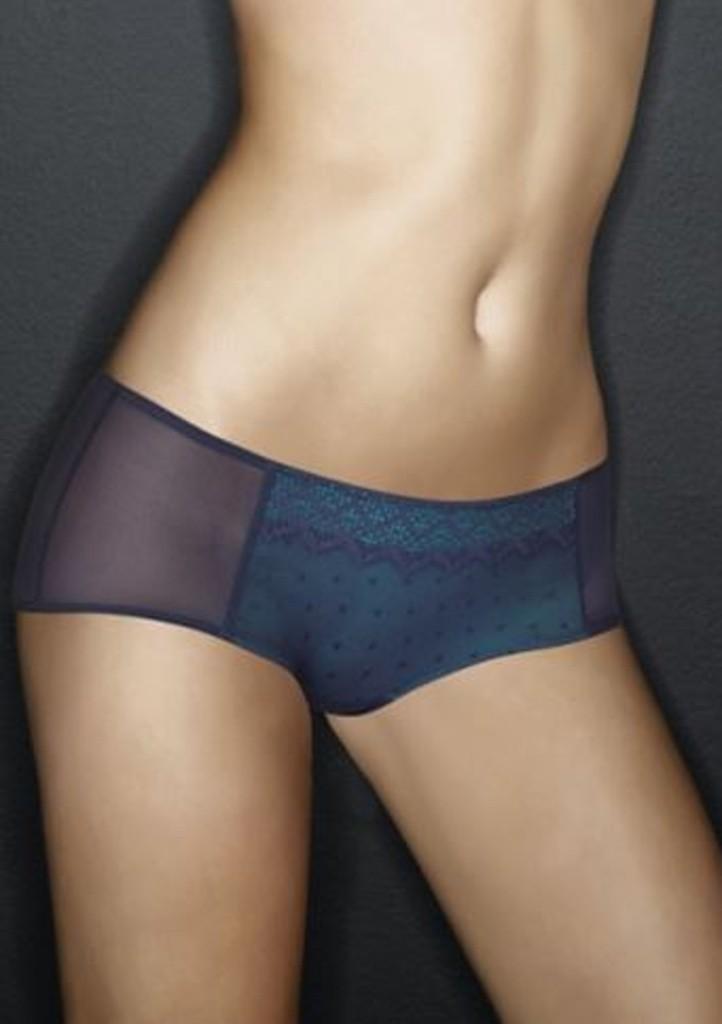 Kalhotky šortky Wonderbra Pixel Lace  0f115a7e77