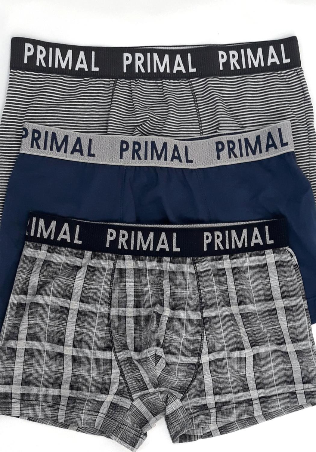 26c3cce0b Pánske boxerky Primal B173 3PACK   VIP Prádlo