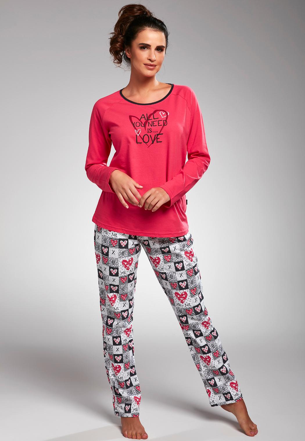 0bd4524c365a Dámské pyžamo Cornette 145 164