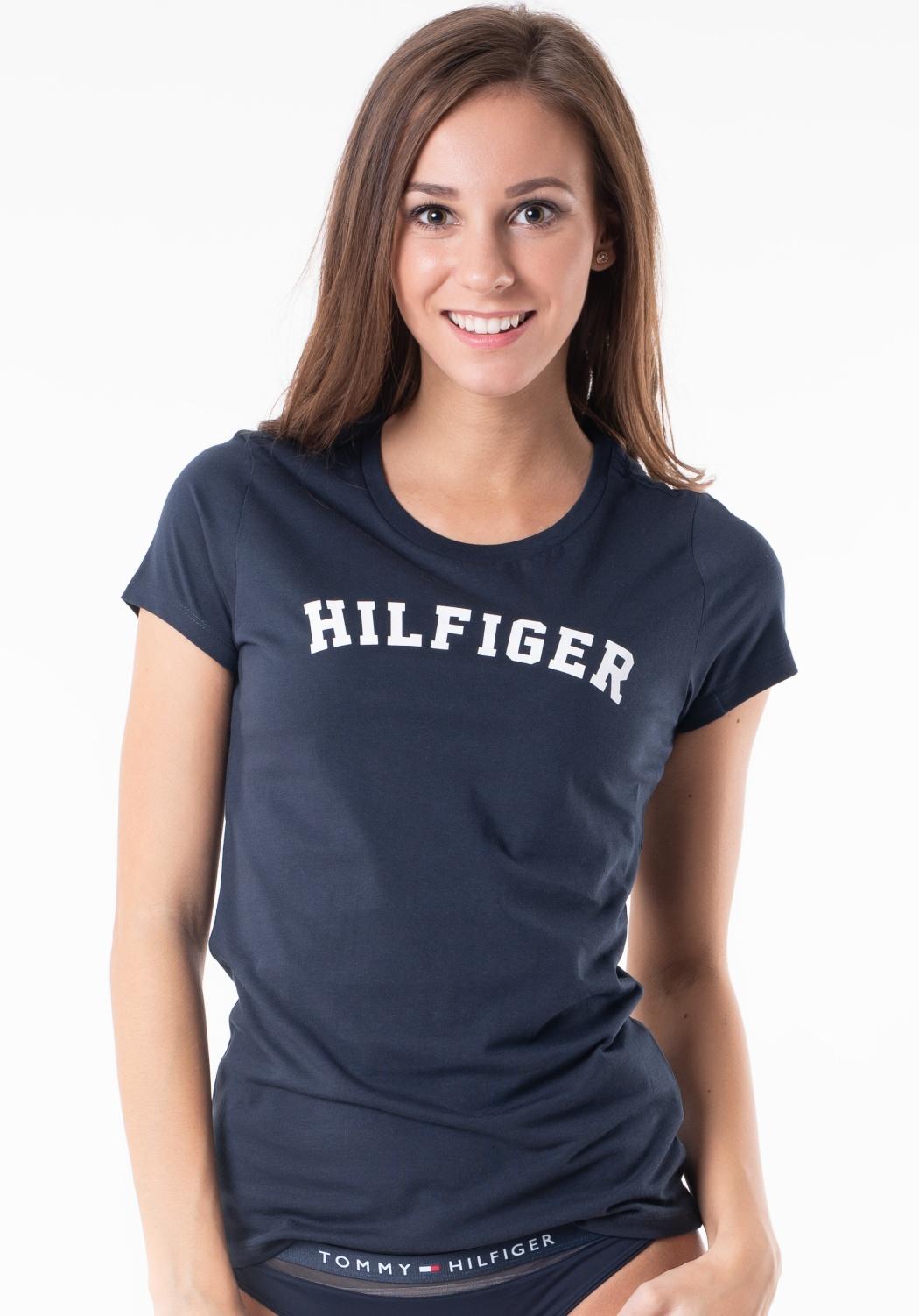 976f101b2 Dámské tričko Tommy Hilfiger UW0UW00091 | VIP Prádlo