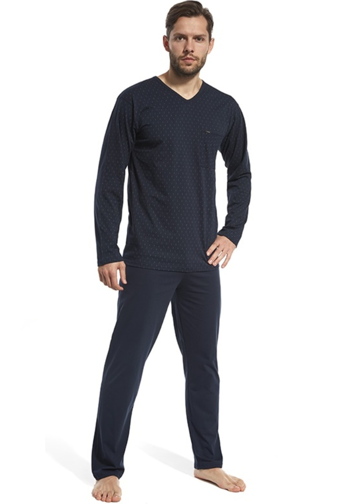 8fdea25d7 Pánske pyžamo Cornette 111/17 | VIP Prádlo