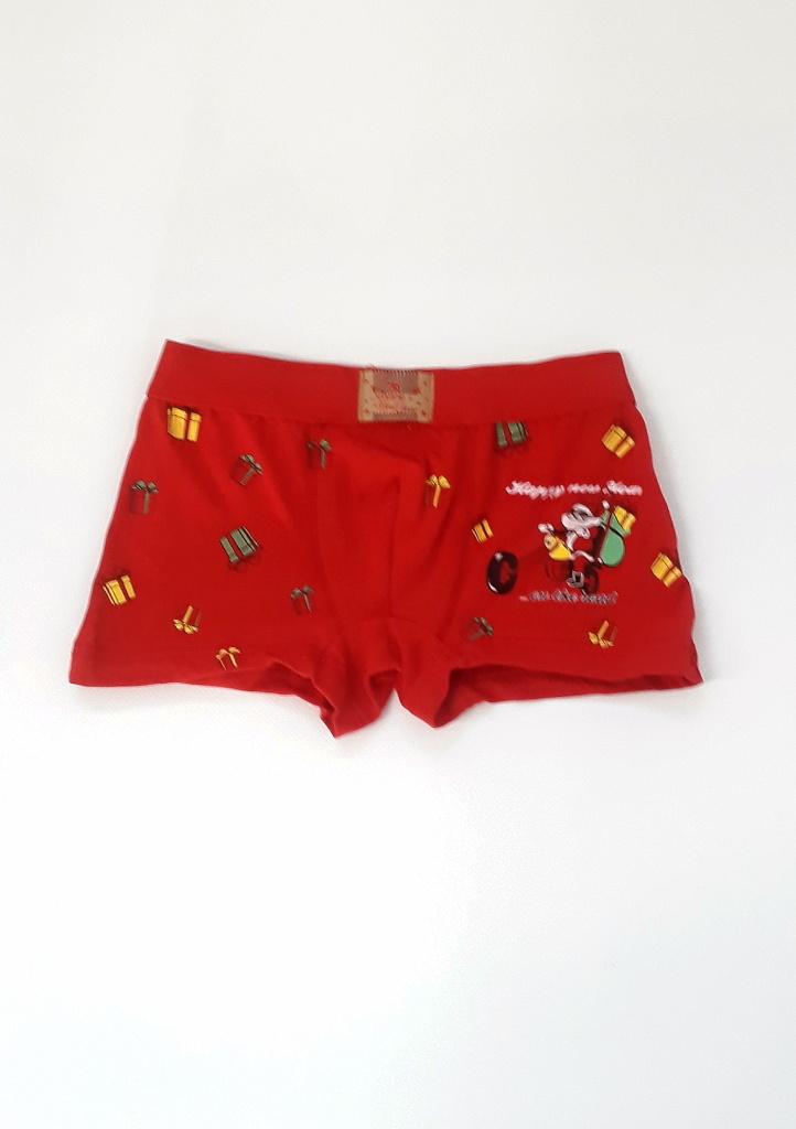 Chlapecké boxerky Gasolino R230 5 Červená