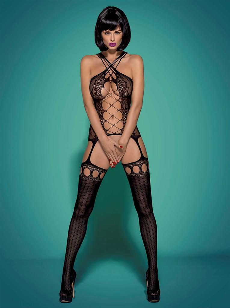 c402a0cbd0d Body Bodystocking G313 - Obsessive