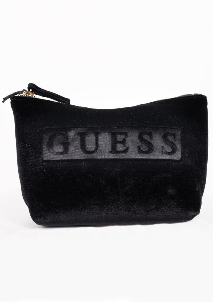 Kosmetická taštička Guess E91Z03 UNI Černá
