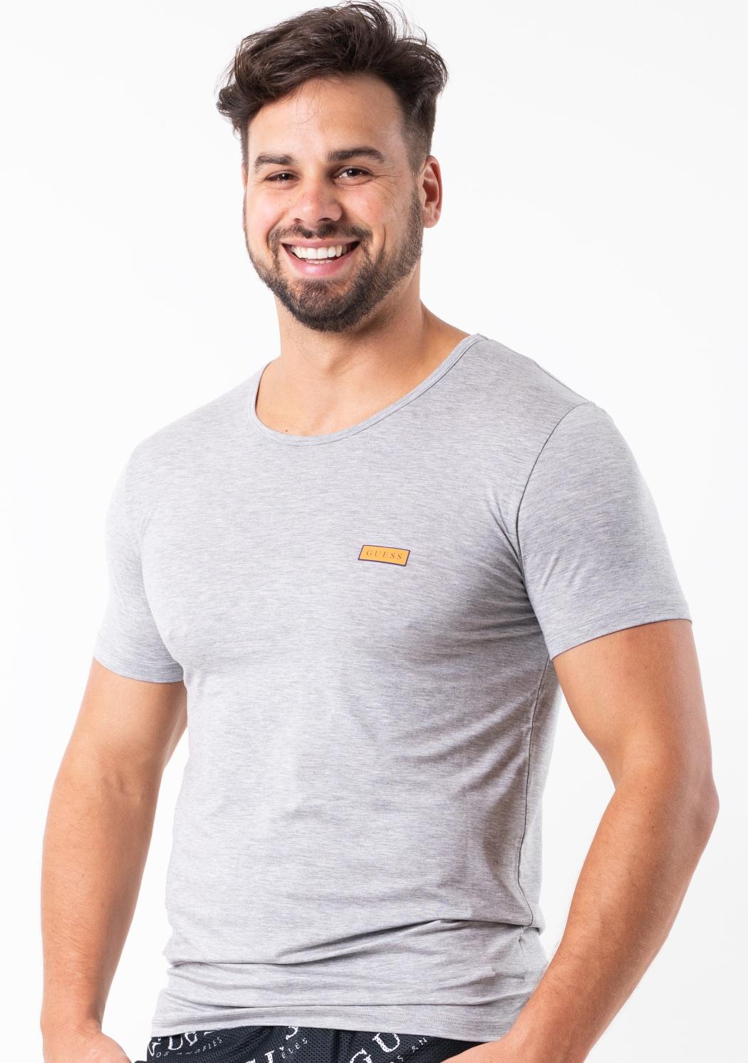 ff62459f93 Pánské tričko Guess U92M04