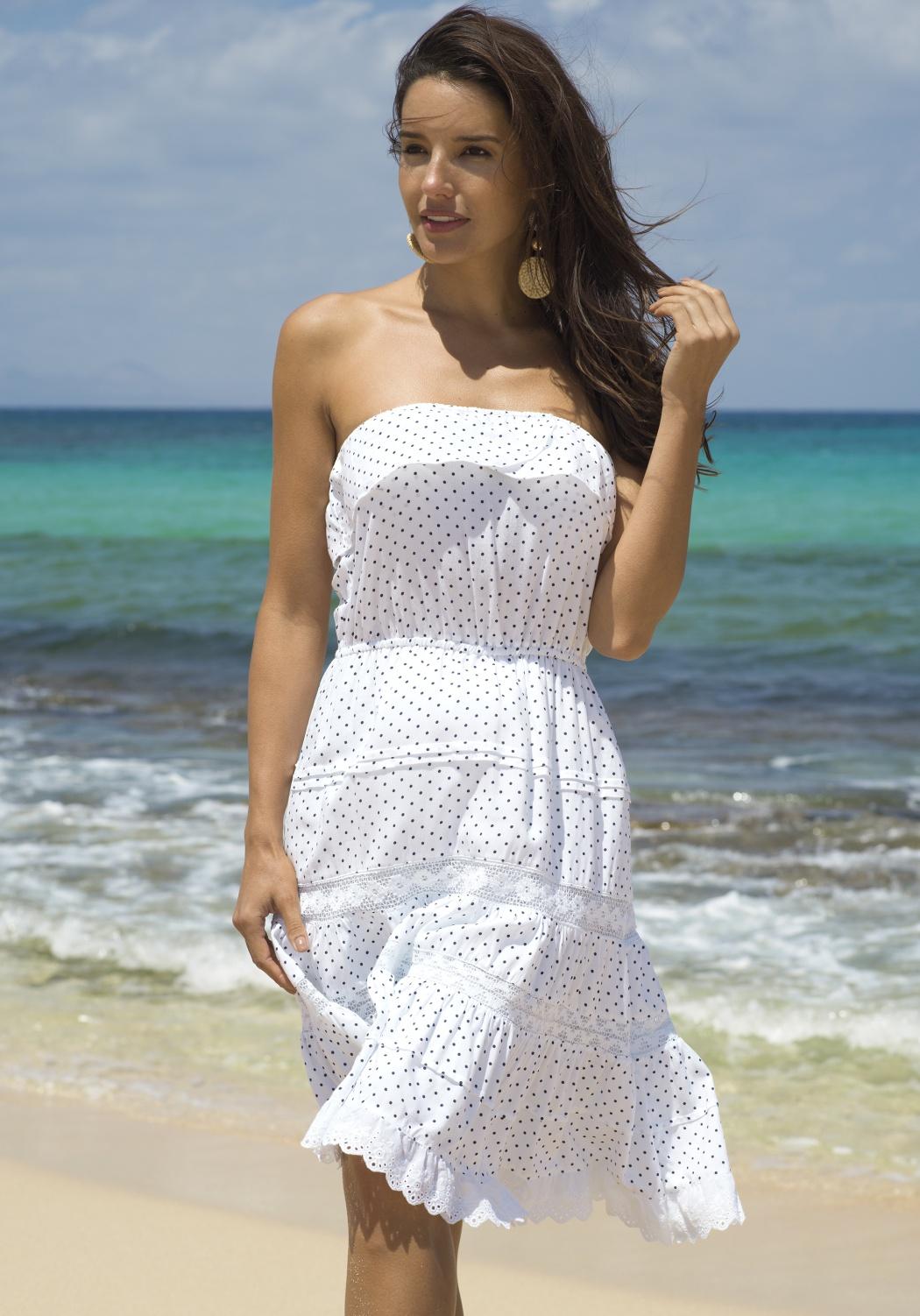 b18b84b8dc05 Dámske plážové šaty Ysabelmora 85502