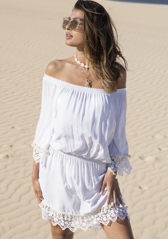 2ee1bd5208b7 Dámske plážové šaty Ysabelmora 85583