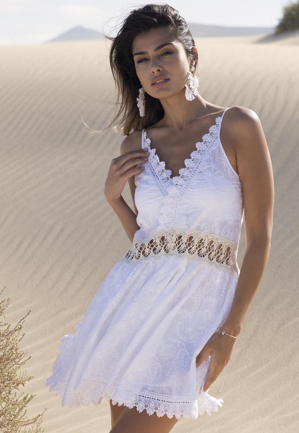 1ab9aab9956c Dámske plážové šaty Ysabelmora 85585