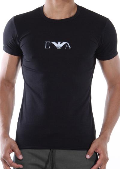 5fd34f5c3c8e Pánske tričko Emporio Armani 111267 CC715 čierna