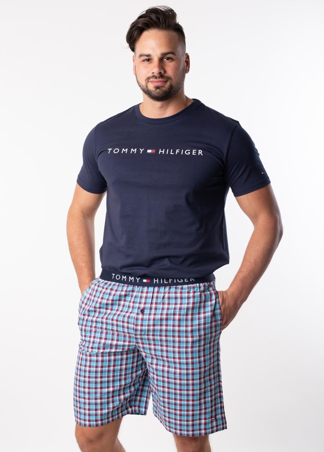 369caebdf Pánske pyžamo Tommy Hilfiger UM0UM01215 | VIP Prádlo