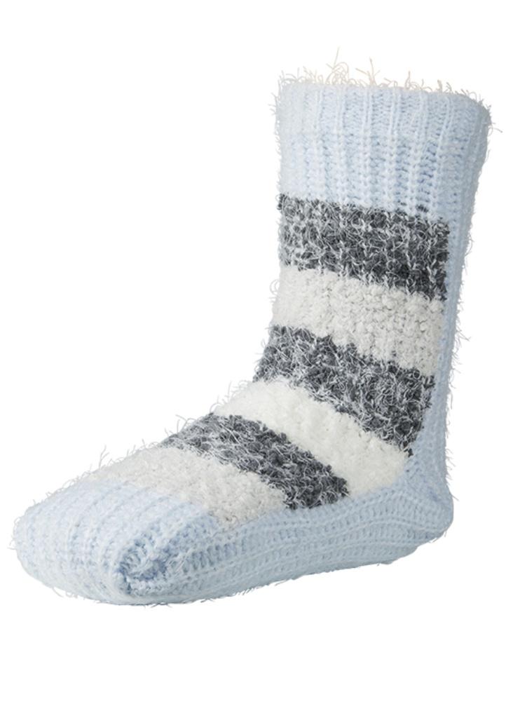 Dámské ponožky Ysabel Mora 12631 UNI Sv. modrá