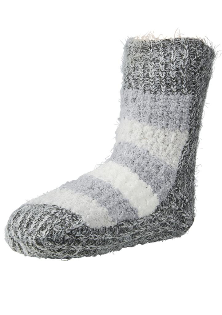 Dámské ponožky Ysabel Mora 12631 UNI ocelovka