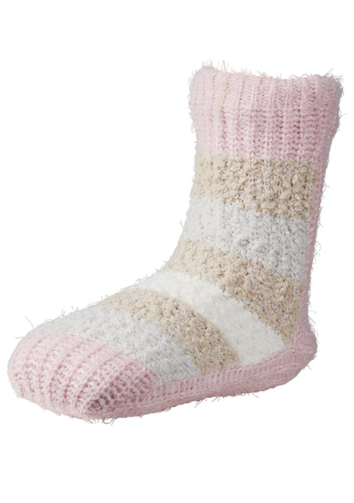 Dámské ponožky Ysabel Mora 12631 UNI Sv. růžová