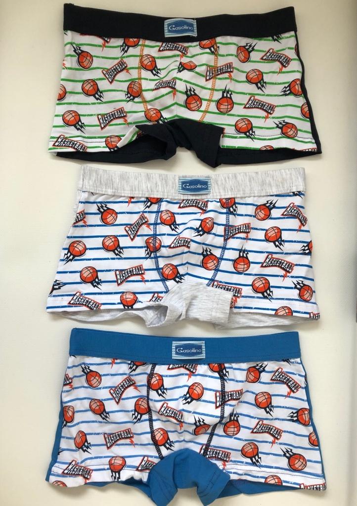 Dětské boxerky U/3112F Mix 8