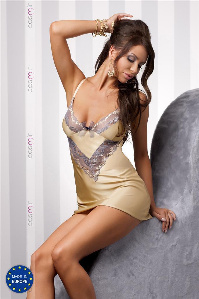 Košilka Vanilla - Casmir L/XL Zlatá