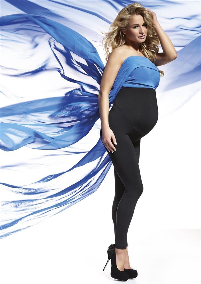 Legíny Anabel - Bas Bleu L Čierna