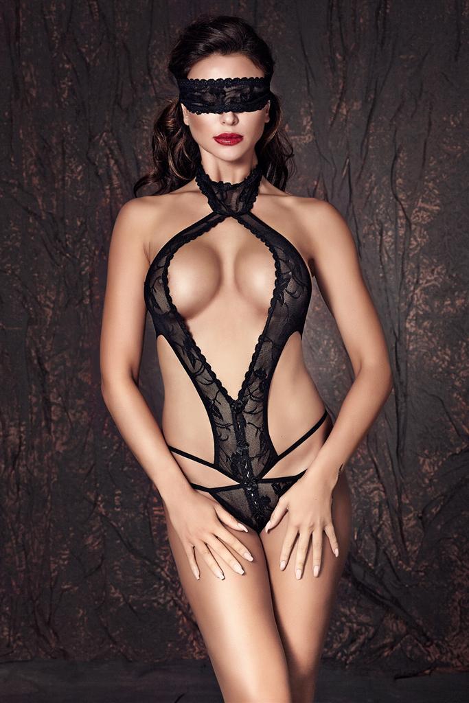 Body Alexandra - Anais XL Černá